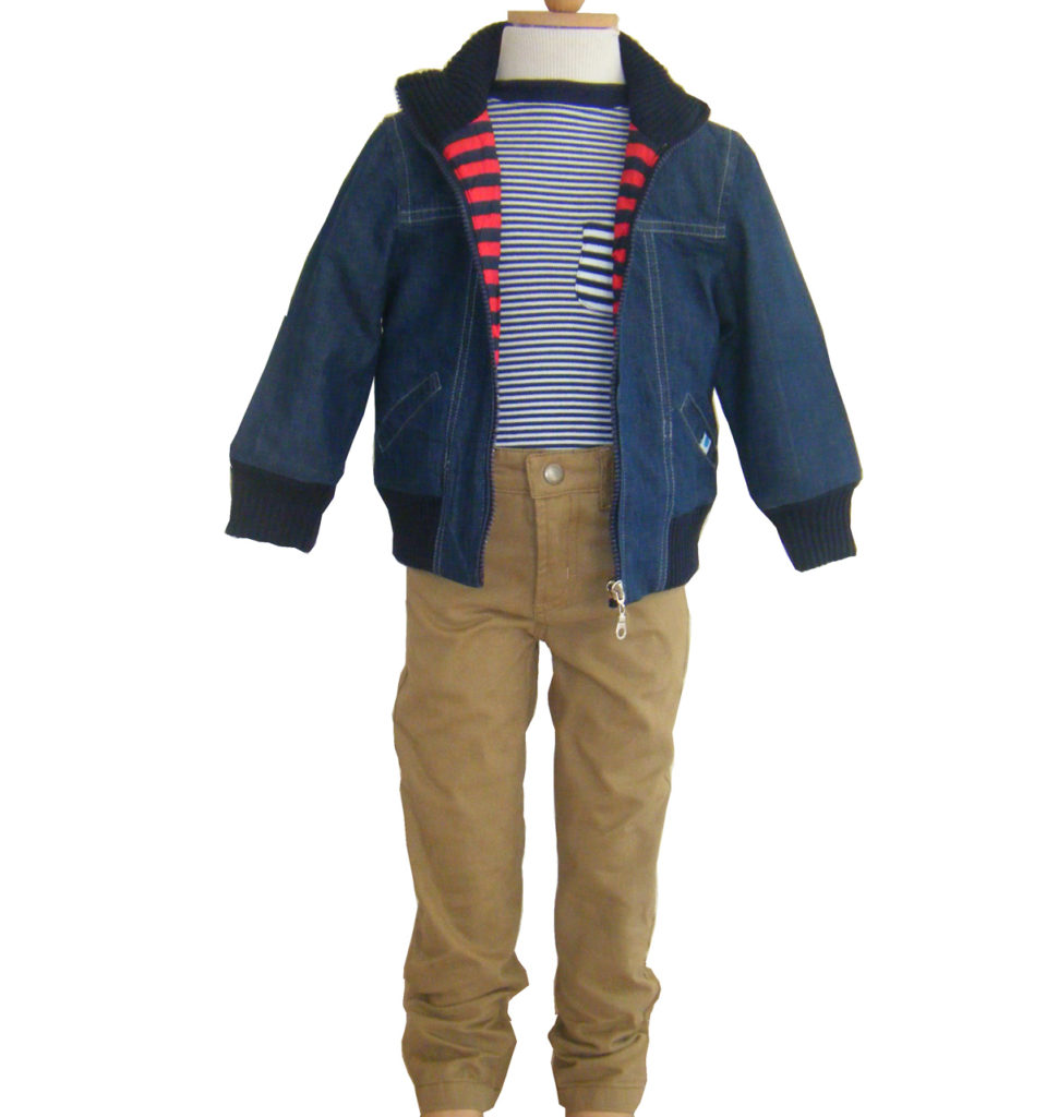 Kids-jacket-tshirt-pant-set