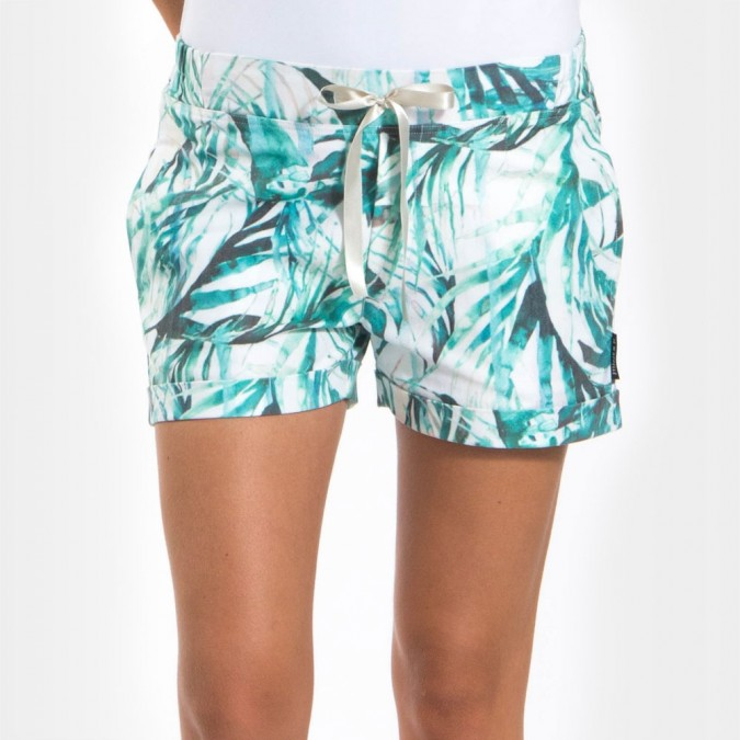 women-aop-woven-shorts